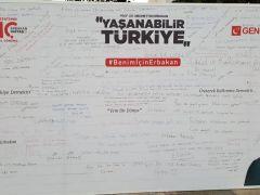 Malatyalılar Necmettin Erbakan'ı unutmadı