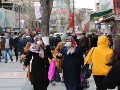 Malatya'nın 'kırmızı'ya dönmesi vatandaşları endişelendiriyor