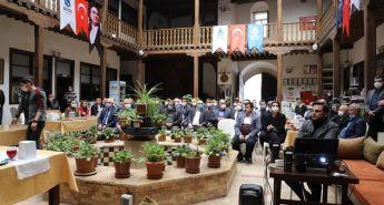DEVA Partisi Arapgir ilçe kongresi düzenlendi
