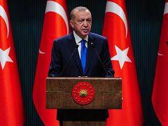 """Cumhurbaşkanı Erdoğan """"Tam Kapanmaya Geçiyoruz"""""""