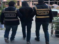Kahta'daki hırsızlık zanlısı tutuklandı