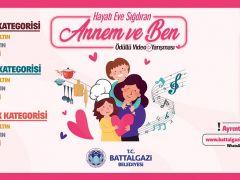 Anneler Günü'ne Özel Videolu Yarışma
