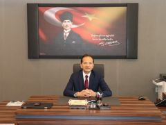 """Felek """"Bir Yılda 7 Milyon Ton Yük Taşıyarak Türkiye'de 2. Bölge Olduk"""""""