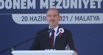 İçişleri Bakanı Soylu Malatya'da konuştu