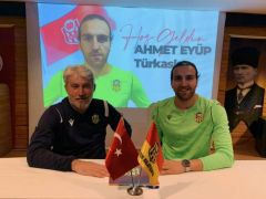 Yeni Malatyaspor'da kaleci transferi