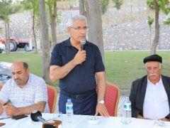 """Başkan Güder: """"Battalgazi'de iz bırakan çalışmalara imza atıyoruz"""""""