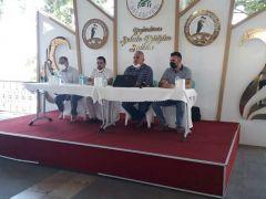 Malatya Yeşilyurt Belediyespor'da genel kurul gerçekleştirildi