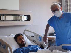 Yeni Malatyaspor'da Nuri Fatih Aydın ameliyat oldu