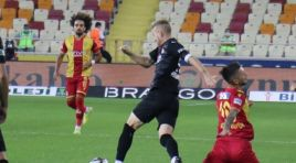 Süper Lig: Yeni Malatyaspor: 0 – DG Sivasspor: 0 (ilk yarı)