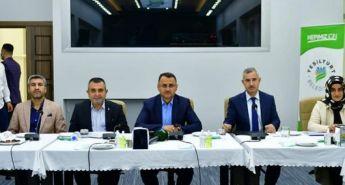 Yeşilyurt AK Partili Kaçar'ı ağırladı