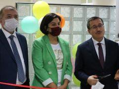 TÖTM'de Dermatokozmetoloji Ünitesi törenle açıldı