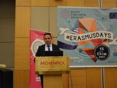 Malatya'da Erasmusdays festivali