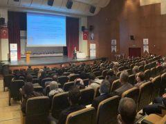 Büyükşehir Belediyesinde hizmet içi eğitim semineri sona erdi