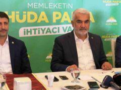 """HÜDAPAR Genel Başkanı Yapıcıoğlu: """"Türkiye'nin sivil bir anayasaya ihtiyacı var"""""""