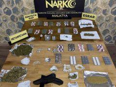 Malatya'da 'torbacı' operasyonu: 21 gözaltı